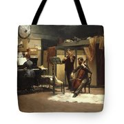 The Musicale, Tote Bag
