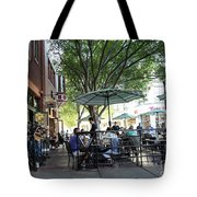The Musician's Dog Tote Bag