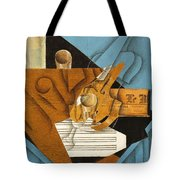 The Musician's Table Tote Bag