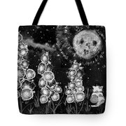 The Mysterious Garden Tote Bag
