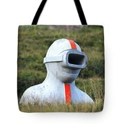 The Mysterious Observer Tote Bag