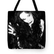 The Mystique - Self Portrait Tote Bag