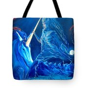 The Naeyad With Cyro And Starchild Tote Bag