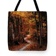 The Narrow Path Tote Bag