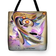 The Nata-rajah - The Great Dancer Tote Bag