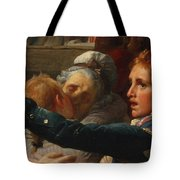 The Nation Is In Danger Tote Bag