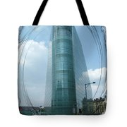 The National Football Museum. Manchester. Tote Bag
