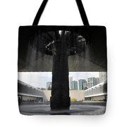 The National Museum Of Anthropology 2 Tote Bag