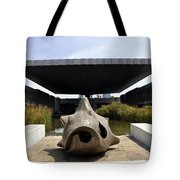 The National Museum Of Anthropology  Tote Bag
