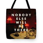 The National Print Tote Bag