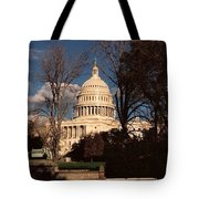 The Nation's Capitol Tote Bag