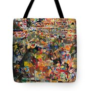 The Nations' Claim Tote Bag
