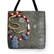 The Necklace Tote Bag