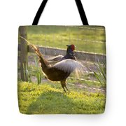 The Need Of Flying Tote Bag