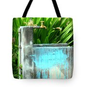 The Neighborhood Water Pipe Tote Bag