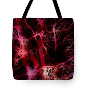 The Neural Network Of Trees Tote Bag