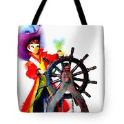 The Neverland's Sailor Tote Bag