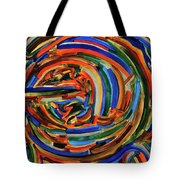 The New Earth Tote Bag