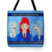 The New Graduate Tote Bag