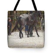 The New Horse Tote Bag