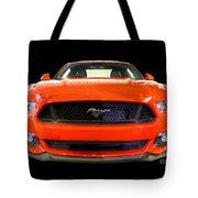 The New Mustang Tote Bag