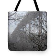 The New River Gorge Bridge Tote Bag