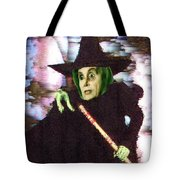 The New Wicked Witch Of The West Tote Bag