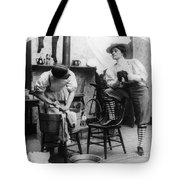 The New Woman, C1897 Tote Bag by Granger