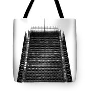 The New York Times Building, Midtown New York Tote Bag