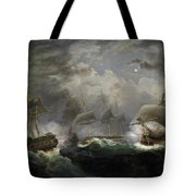 The Night Action Tote Bag