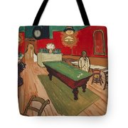 The Night Cafe In Arles Tote Bag