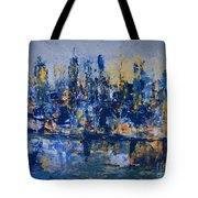 The Night City Tote Bag