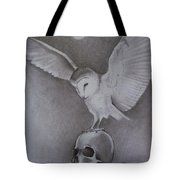 The Night Flier Tote Bag