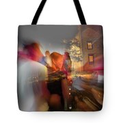 The Night Gerald Turned 60 Tote Bag