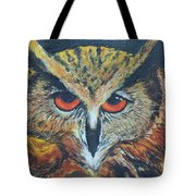 The Night Owl  Tote Bag