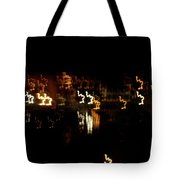 The Night Race Tote Bag