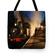 The Night Shift Tote Bag