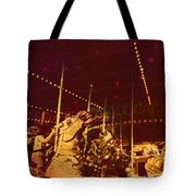 The Nightmare Carousel 12 Tote Bag