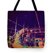 The Nightmare Carousel 22 Tote Bag