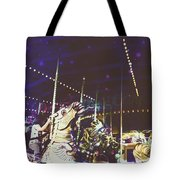 The Nightmare Carousel 8 Tote Bag