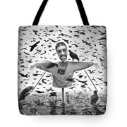 The Nightmare Tote Bag by Mike McGlothlen