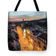 The Nights Of Sarajevo Tote Bag