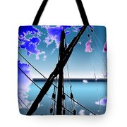 The Nina Mast Tote Bag