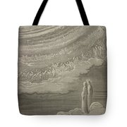 The Ninth Heaven Tote Bag