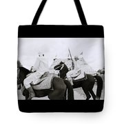 The Noble Berber Tote Bag