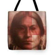 The Noble Savage  Tote Bag