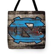 The North Carolina Tarheels 3e Tote Bag