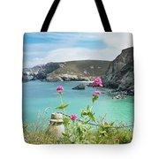 The North Cornwall Coast Tote Bag