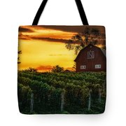 The North Country Tote Bag