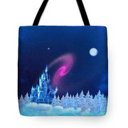 The North Pole Tote Bag by Corey Ford